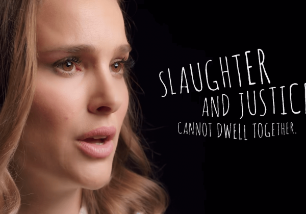 WATCH: Natalie Portman Wants Us to Treat Animals With Kindness