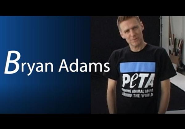 Bryan Adams on Being Vegan