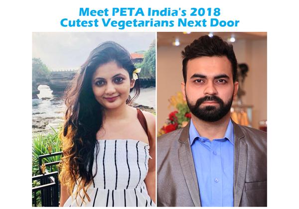 Meet PETA's 2018 Cutest Vegetarians Next Door