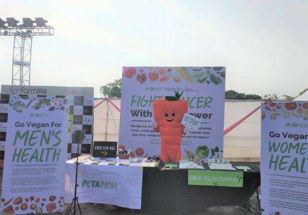 Pinkathon Kolkata Went Vegan, Partnered With PETA India in Fight Against Cancer