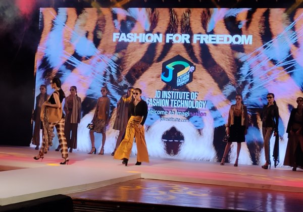 Fashion for Freedom: Chhaya Gandhi's New Vegan Collection Roars Against Zoos