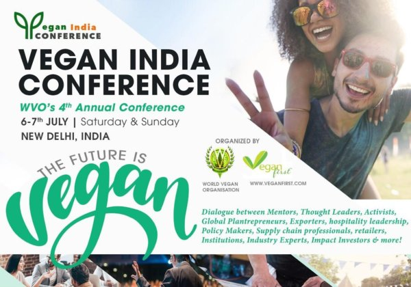 Join Us at the Vegan India Conference