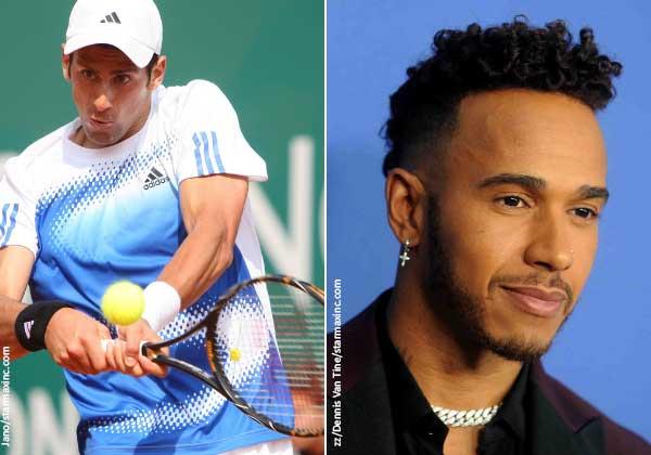 Lewis Hamilton and Novak Djokovic: Two Huge Vegan Victories in One Day
