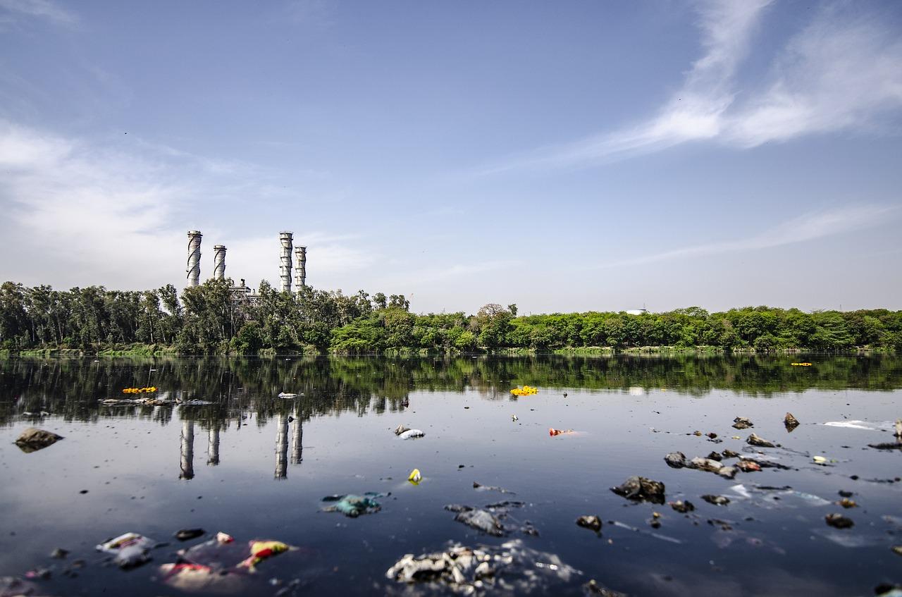 water contamination photo