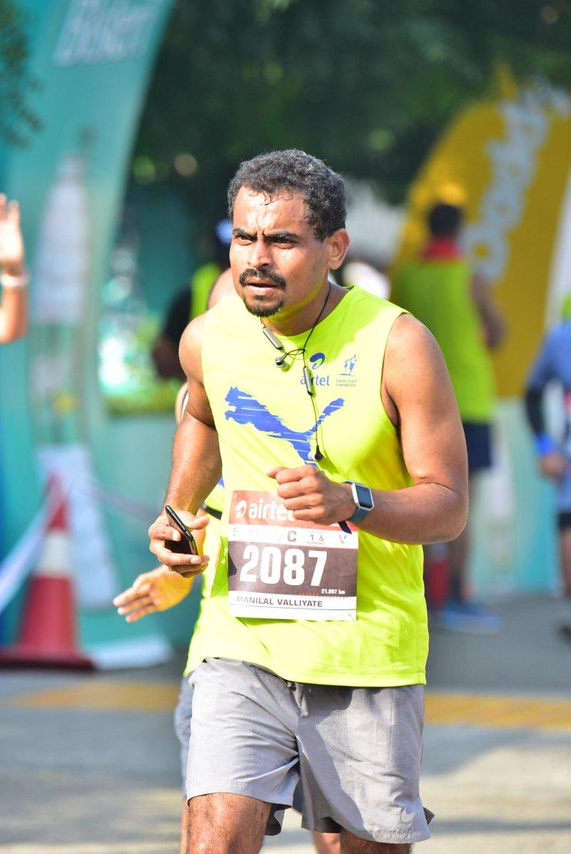 Airtel Delhi Marathon