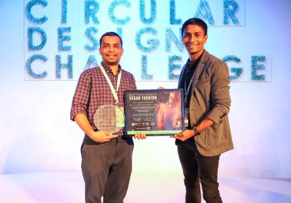 Kanpur Flowercycling Nabs PETA India Award at Lakmé Fashion Week's Sustainable Fashion Day