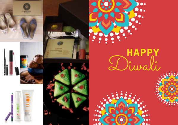 Celebrate Diwali With Cruelty-Free Gifts