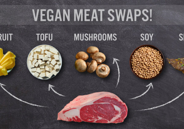 Turn Over a New Leaf This World Meat Free Day