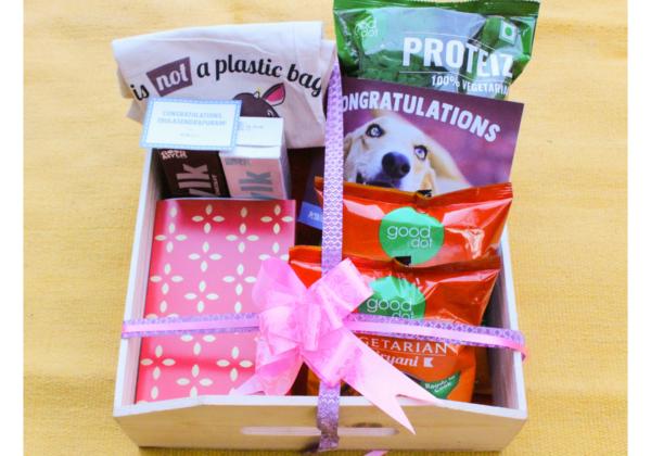 Kamala Harris' Ancestral Village Gets Gift of Vegan Goodies From PETA India
