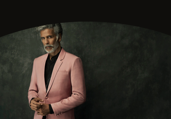 Milind Soman and Ankita Konwar Shine in PETA India's Vegan Fashion Lookbook