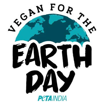 Vegan For The Earth Day Logo India_72