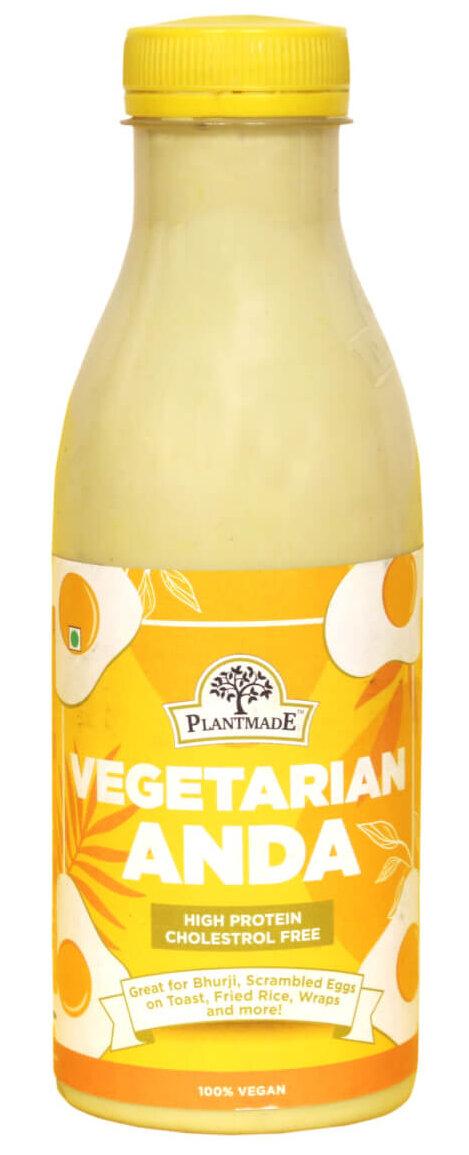 vegetarian anda easter contest