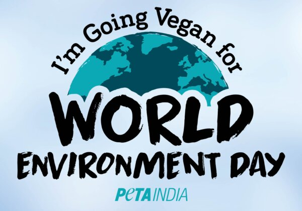 Members of Parliament Go Vegan for PETA India's 'World Environment Day' Campaign
