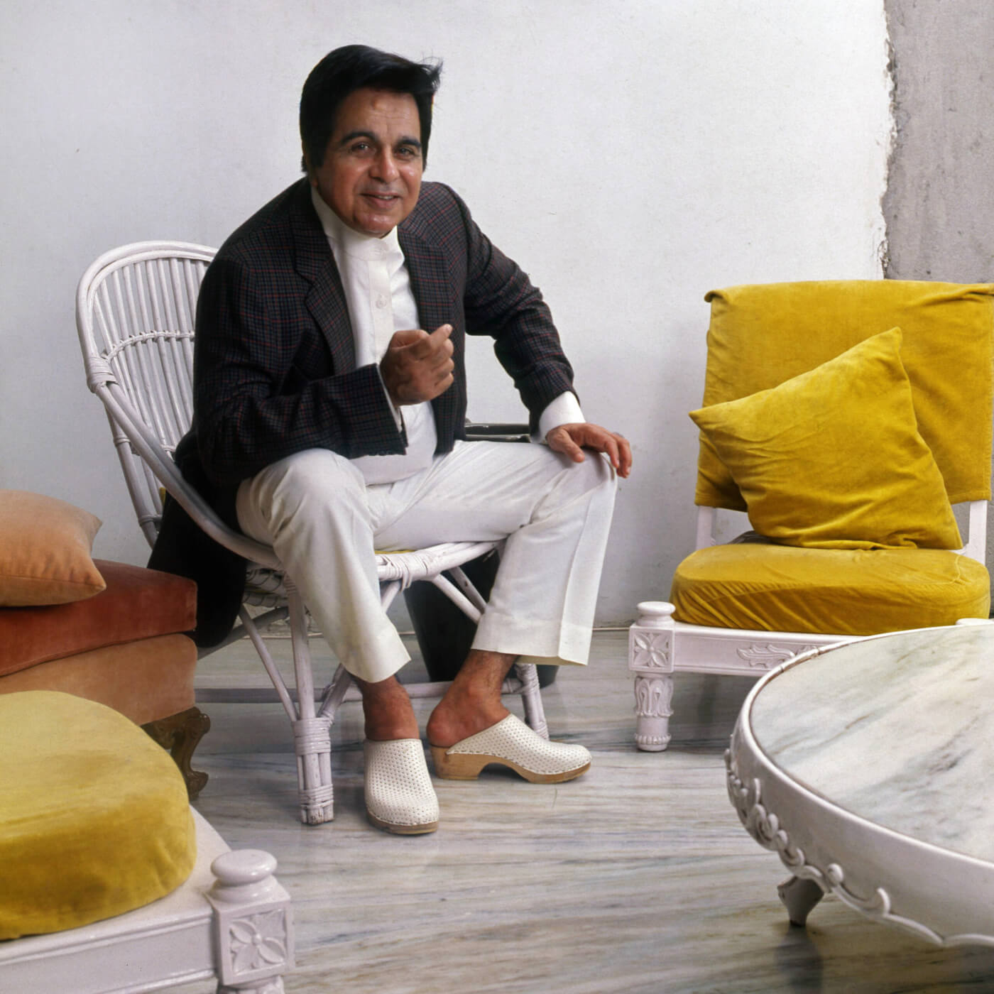 Tribute to Actor Dilip Kumar